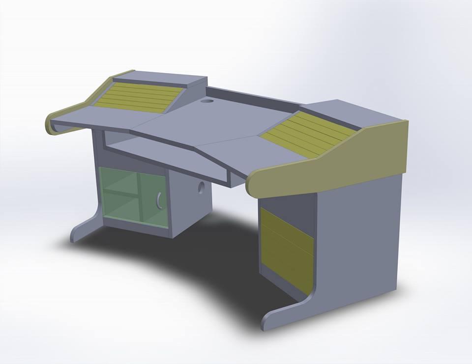 Студийная мебель Rec-K